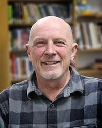Image of Trustee Damon Keen