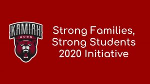 Strong Families, Strong Students 2020 Initiative