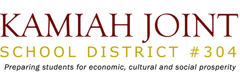 Kamiah District 304 Logo