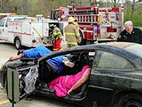 Image of Mock Crash